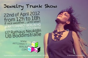 Jewelry Trunk Show Berlin